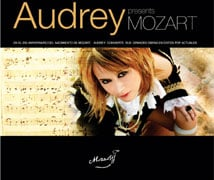Audrey presents Mozart