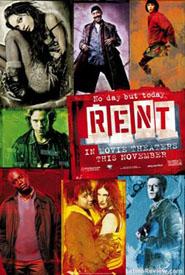 Rent, la película