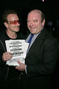Paul y Bono