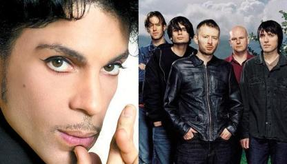 Prince vs Radiohead
