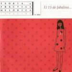 El 15 de Jabalina