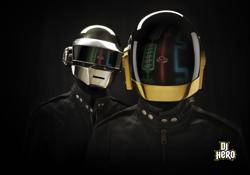 DJ Hero - Daft Punk