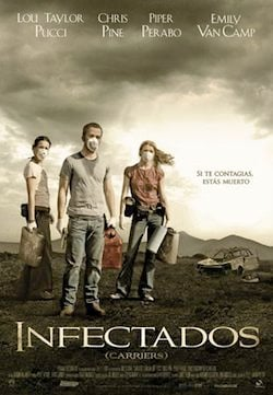 infectados / carriers