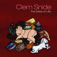 2009-12-08 Clem Snide - The Meat of Life - Illustrator Artwork 0
