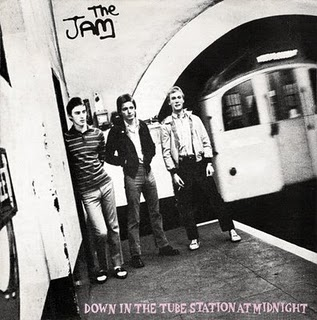 The Jam Tube Station London