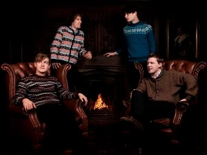 Photo for The Crookes '12 Days of Crookesmas' christmas 2009 promotion