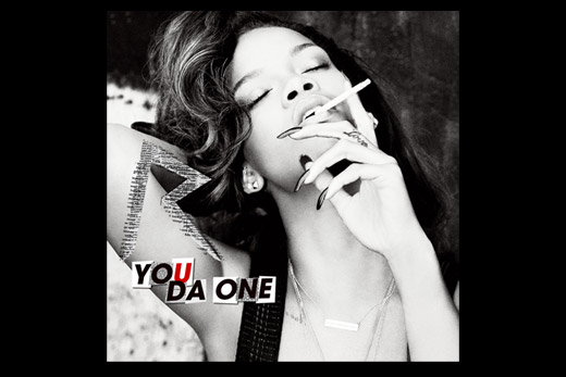 Escucha U0026 39 You Da One U0026 39 Nuevo Single De Rihanna
