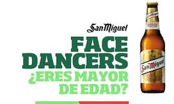 face dancers