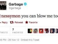 garbage twitter