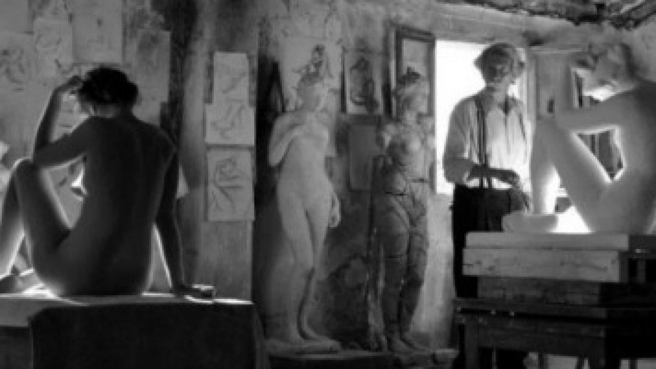 Aida Folch Tetas el artista y la modelo', una intensidad ligera – jenesaispop