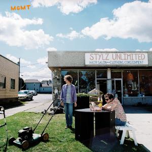 MGMT revelan la portada de 'MGMT'