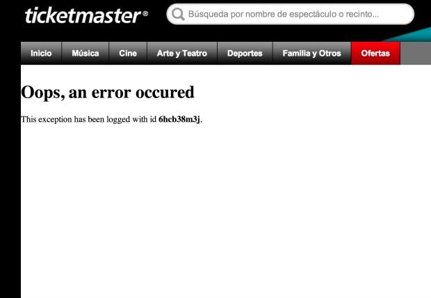 error-occured