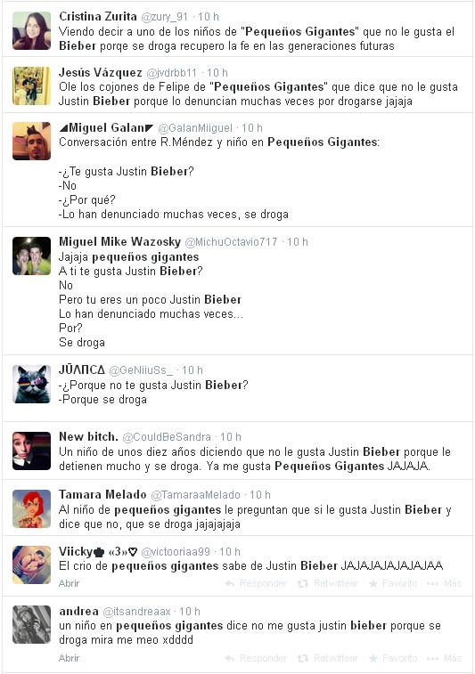 Pequenos-gigantes-Justin-Bieber-Twitter
