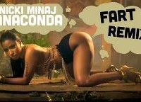 anaconda fart remix