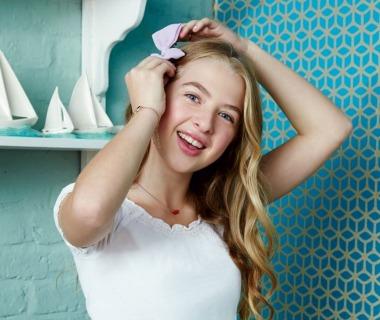 Anais Gallagher, hija de Noel, modelo a los 14