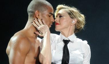 Madonnalivingforlove