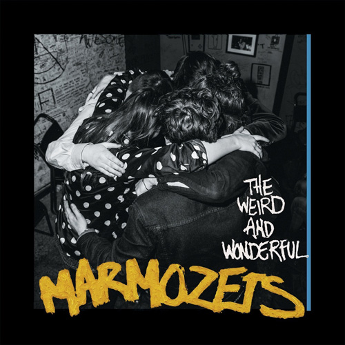 MarmozetsTheWeirdAndWonderfulMarmozetsalbumcoverartworkpackshotThrashHits