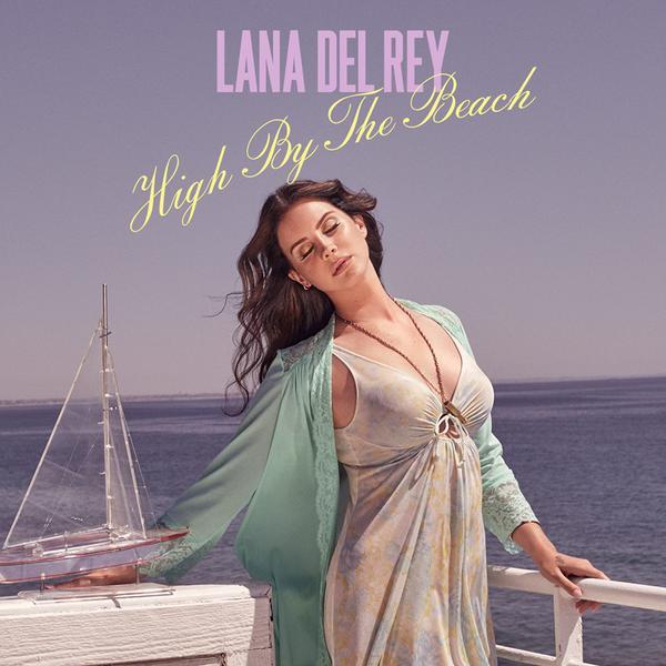 Lana Del Rey anuncia single, 'High By the Beach'