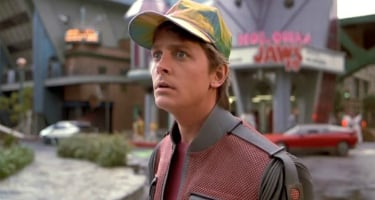 marty mcfly 2015