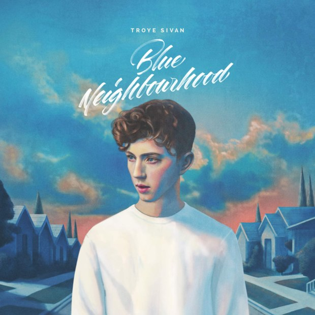 Troye Sivan anuncia su disco, 'Blue Neighbourhood'