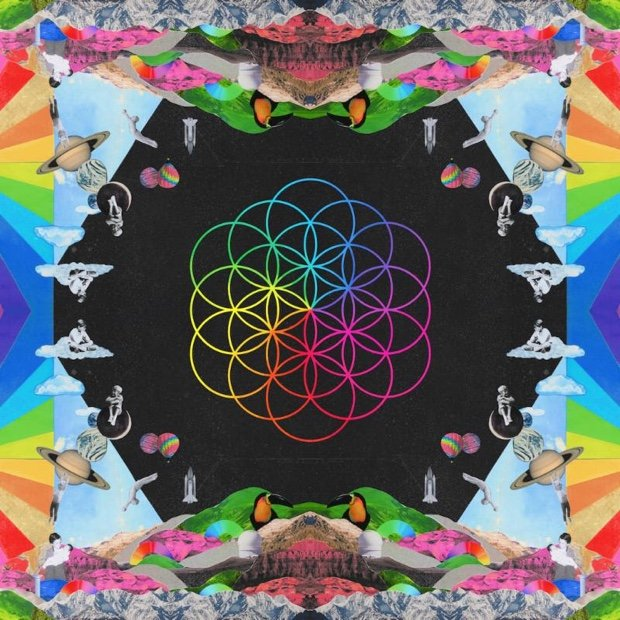 Coldplay / A Head Full of Dreams