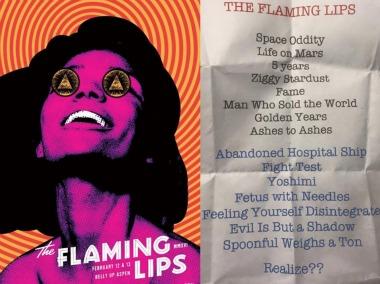flaminglips-setlist