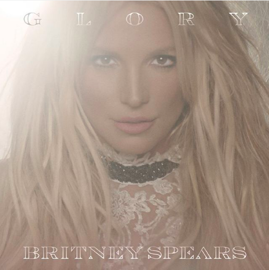 nuevo disco de Britney Spears Glory