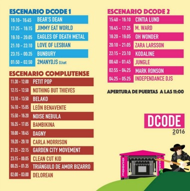 DCODE-HORARIOS