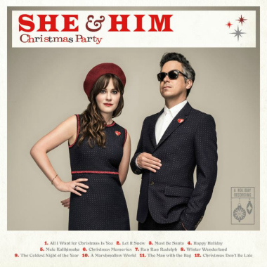 she him christmas party