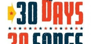 30 days 30 songs
