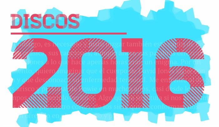 Los Mejores Discos De 2016 Jenesaispopcom