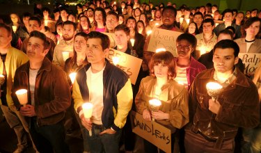 When We Rise / Gus Van Sant / Dustin Lance Black