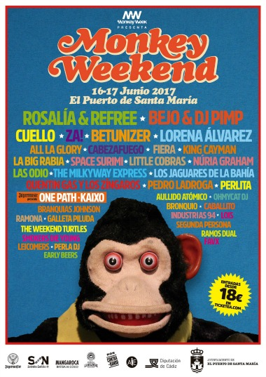 monkey-weekend
