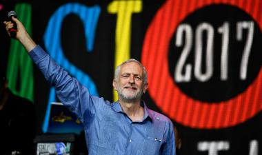 corbyn-glastonbury