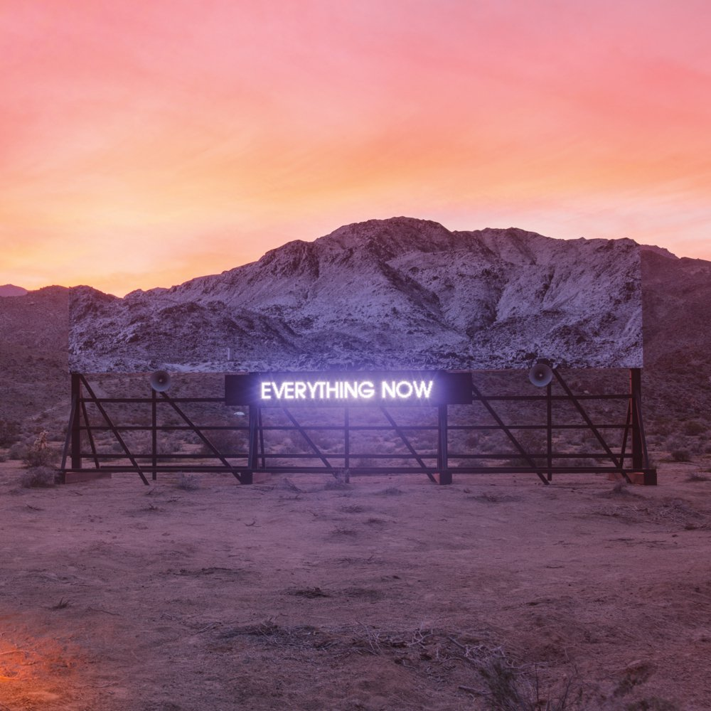 Resultado de imagen para arcade fire everything now