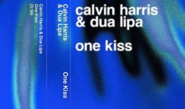 Calvin Harris y Dua Lipa consiguen el nº1 en UK con 'One Kiss'