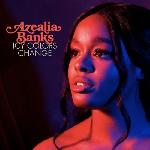 Image result for azealia banks icy colors change artwork