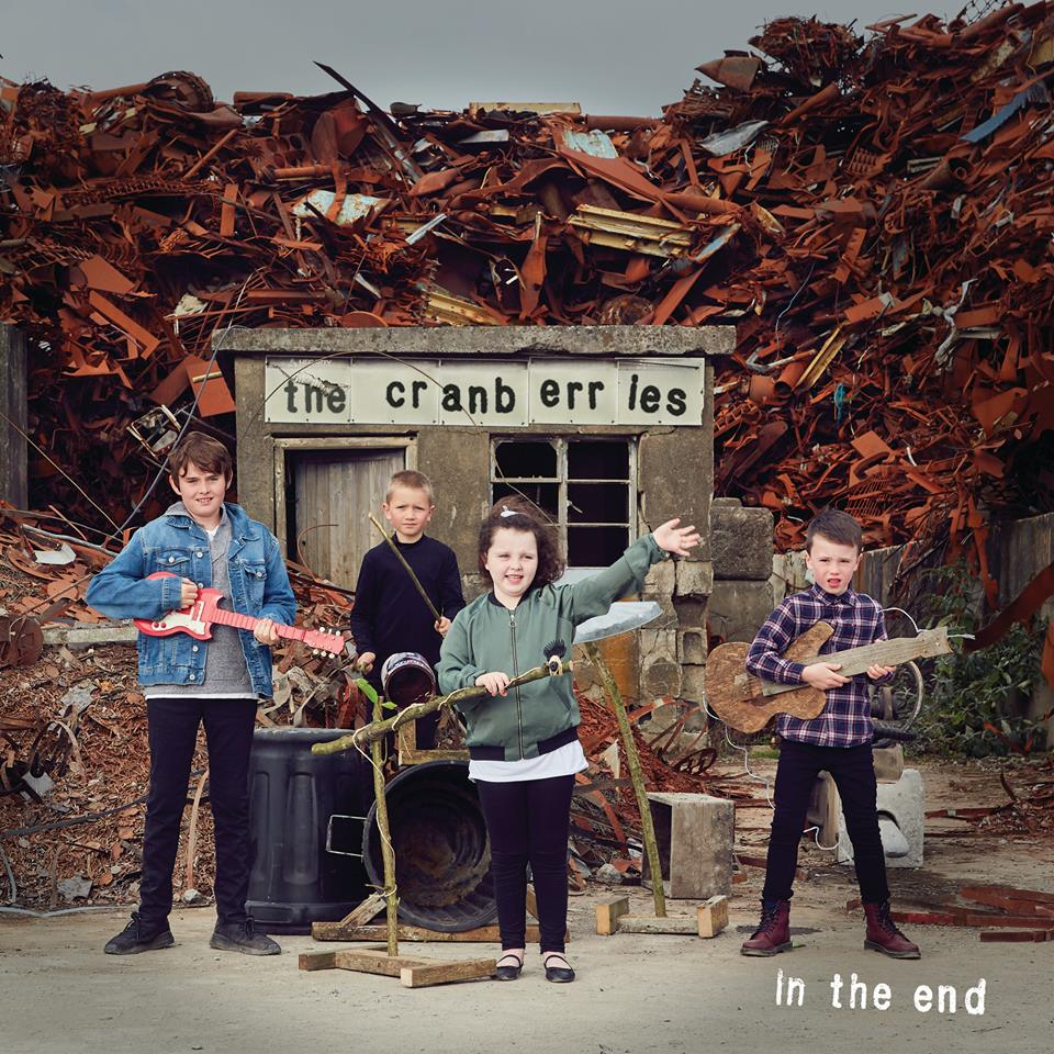 Escucha lo nuevo de The Cranberries, el adiós de Dolores O'Riordan