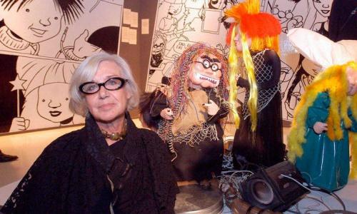 Adiós a Lolo Rico, la creadora de una televisión