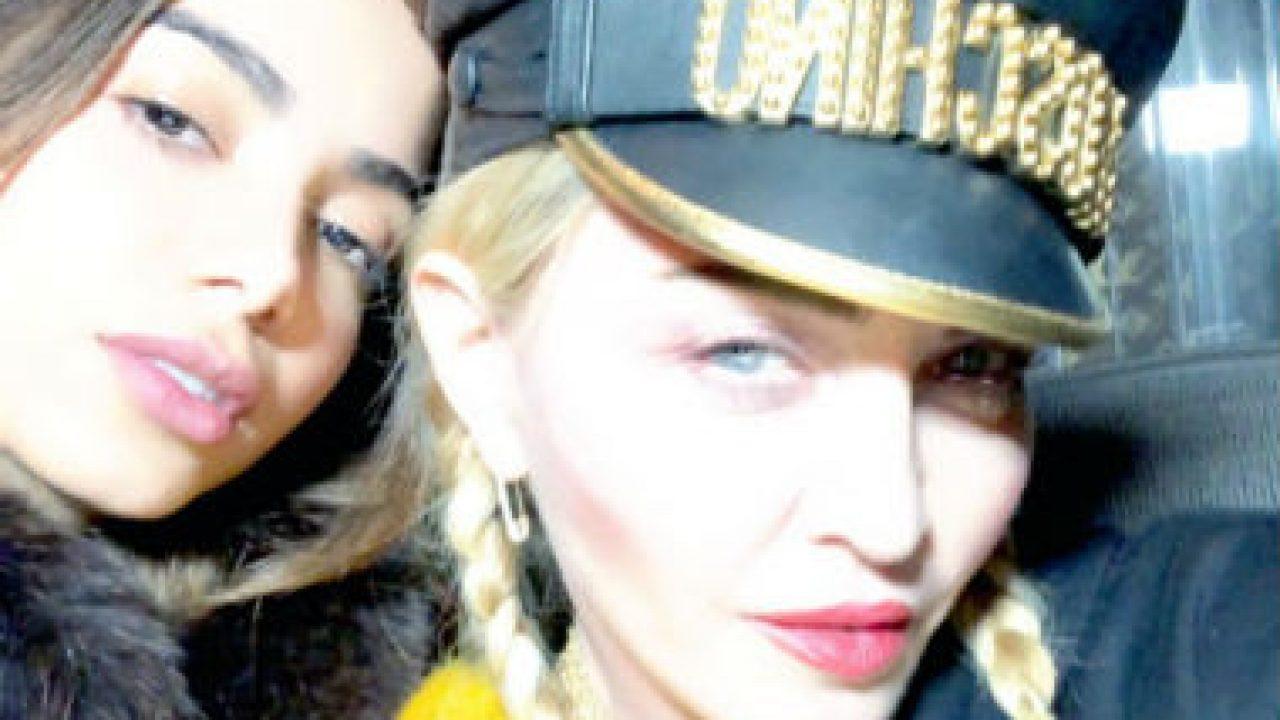 Faz Gostoso De Madonna Y Anitta Es El Verdadero Bop De