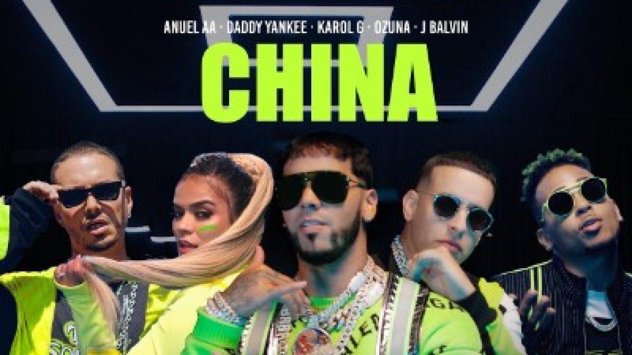 Veredicto China De Anuel Aa Es Una De Las Canciones Del