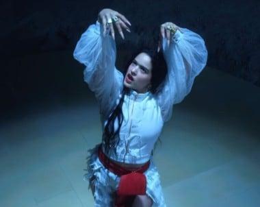 Las claves visuales de vídeos de Rosalía, Mura Masa, Fangoria, Thom Yorke y Katy Perry