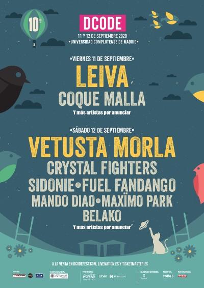 dcode 2020 festival