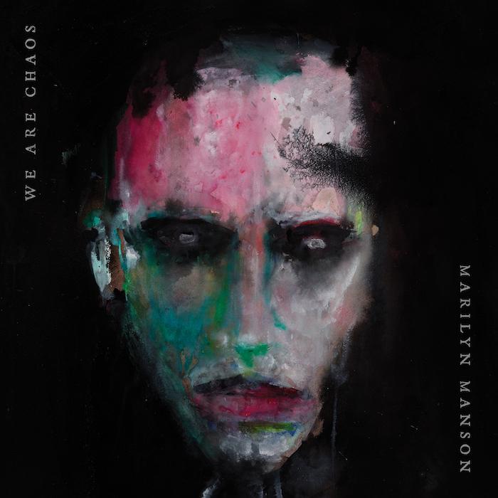Marilyn Manson nuevo vídeo
