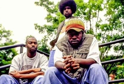 Murió Malik B, cofundador de The Roots