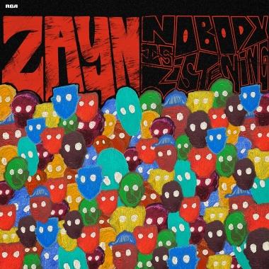 Zayn / Nobody is Listening – jenesaispop.com