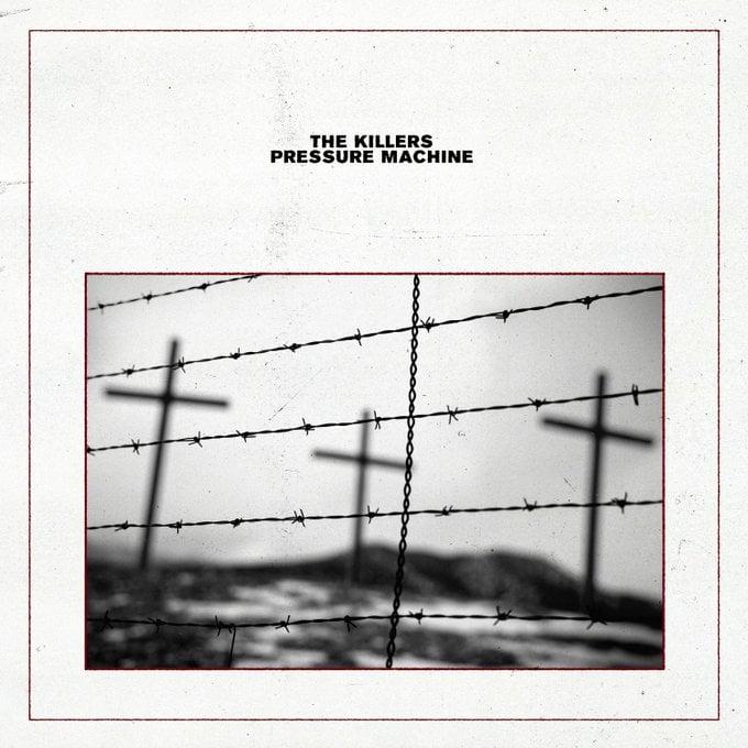 The Killers sacan nuevo disco dentro de un mes, 'Pressure Machine' –  jenesaispop.com
