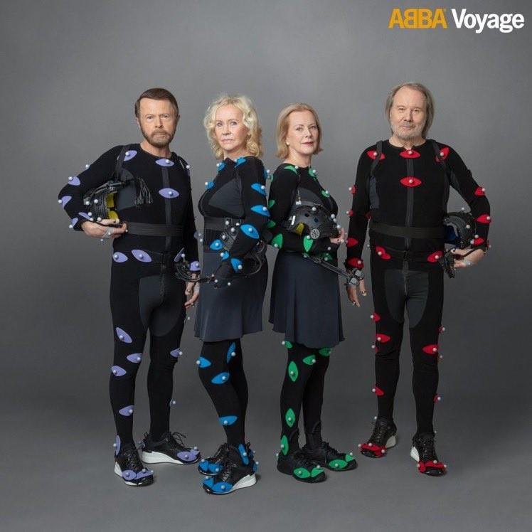"""ABBA anuncian álbum de estudio, """"concierto"""" y estrenan 2 canciones –  jenesaispop.com"""